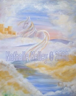 Are You Ready? Nathalie Kelley Prophetic Art