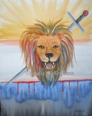 Lion and Sword